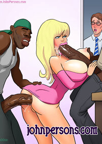 Cuckold toon pic 1