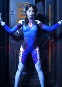 Evie D.Va Overwatch pic 2