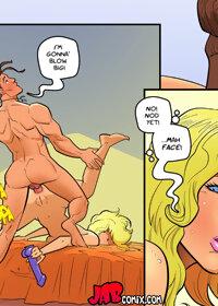 cartoon porn comix pic 3