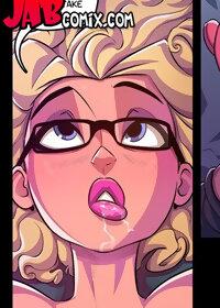 cartoon porn comix pic 2