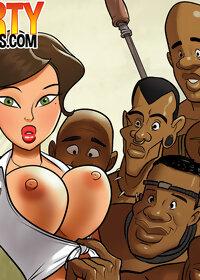 cartoon porn comix pic 1