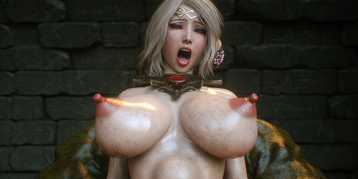 Forbidden pleasure depraved blonde - Elf slave 3 Two Elves by Jared999d